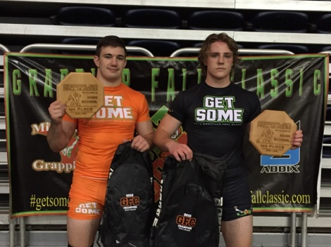 Ready and Conquest win GFC Titles, Renicker finishes5th